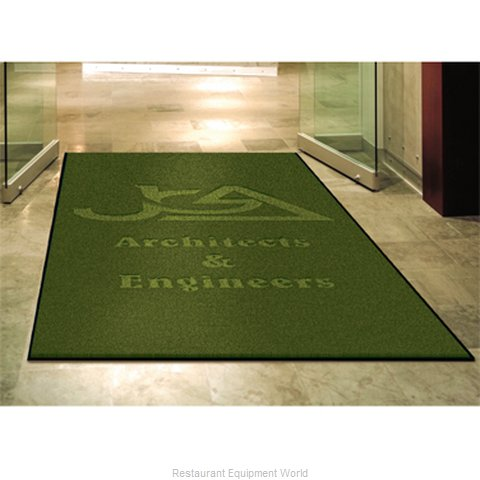 Andersen Company 3870-6-10 Entrance Mat (Magnified)