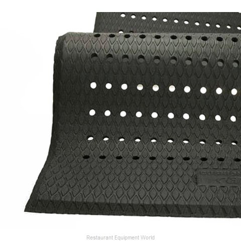 Andersen Company 413-4-6 Anti-Fatigue Slip Resistant Mat (Magnified)
