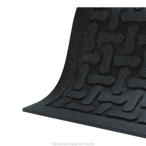 Andersen Company 430-3-9 Anti-Fatigue Slip Resistant Mat (Magnified)