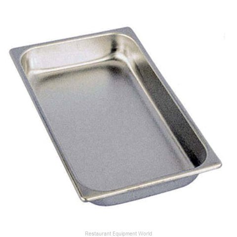 Adcraft 165F6 Food Pan Deli Stainless