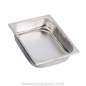 Admiral Craft 165H4 Steam Table Pan, Stainless Steel