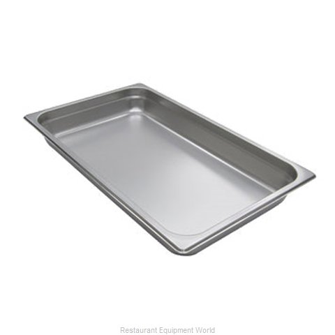Admiral Craft 200F2 Steam Table Pan, Stainless Steel