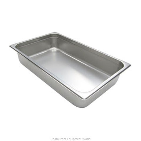 Admiral Craft 200F4 Steam Table Pan, Stainless Steel