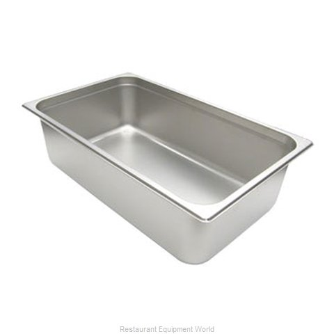 Admiral Craft 200F6 Steam Table Pan, Stainless Steel