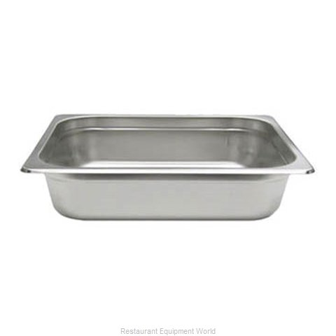 Admiral Craft 200H2 Steam Table Pan, Stainless Steel