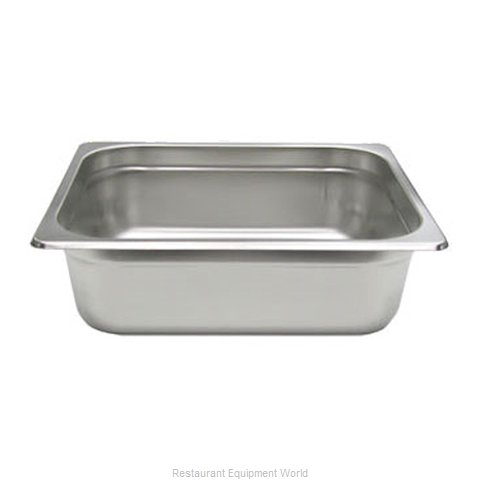 Admiral Craft 200H4 Steam Table Pan, Stainless Steel