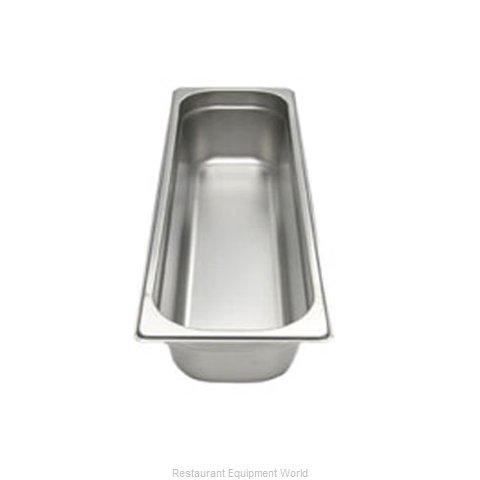 Admiral Craft 200HL4 Steam Table Pan, Stainless Steel