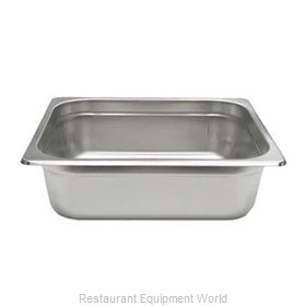 Admiral Craft 200Q4 Steam Table Pan, Stainless Steel