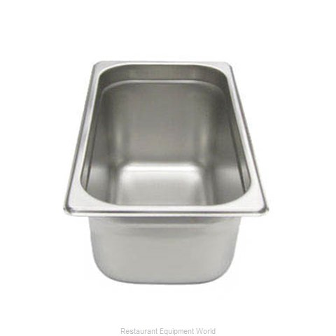 Admiral Craft 200T2 Steam Table Pan, Stainless Steel