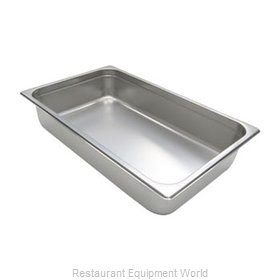 Admiral Craft 22F4 Steam Table Pan, Stainless Steel