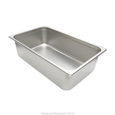 Adcraft 22F6 Stainless Steel Food Pan