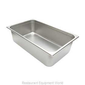 Admiral Craft 22F6 Steam Table Pan, Stainless Steel