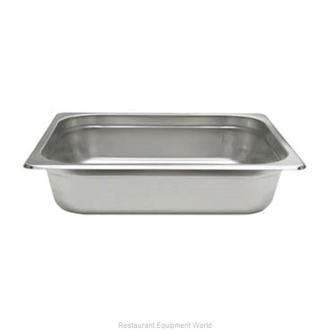 Admiral Craft 22H2 Steam Table Pan, Stainless Steel