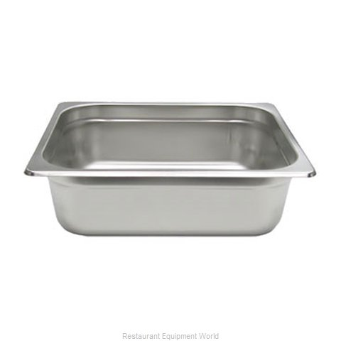 Admiral Craft 22H4 Steam Table Pan, Stainless Steel