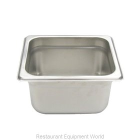 Admiral Craft 22S4 Steam Table Pan, Stainless Steel