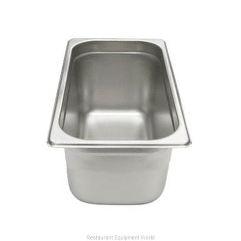 Admiral Craft 22T4 Steam Table Pan, Stainless Steel