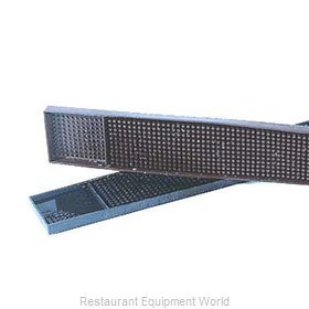 Admiral Craft BM-753BK Bar Mat