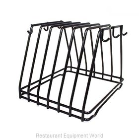 Admiral Craft CBR-6BK Cutting Board Rack