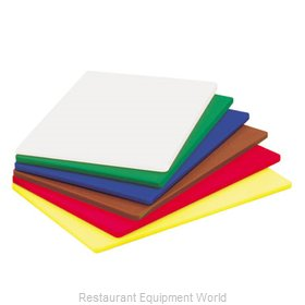 Admiral Craft CCB-1218/RD Cutting Board, Plastic