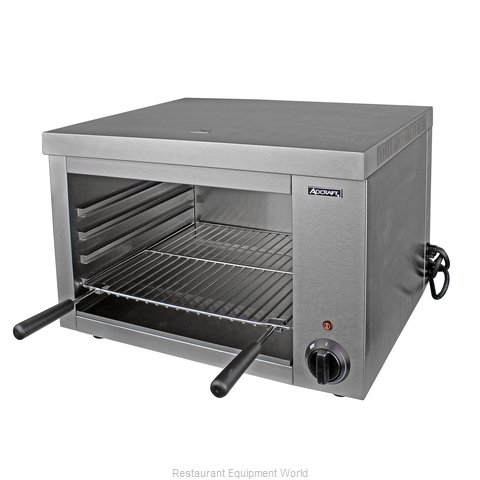 Admiral Craft CHM-4350W Cheesemelter, Electric