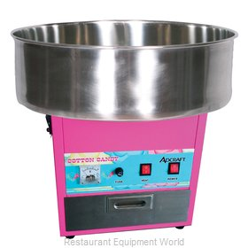 Admiral Craft COT-21 Cotton Candy Machine & Display