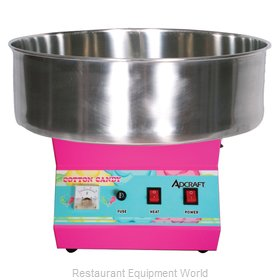 Admiral Craft COTND-21 Cotton Candy Machine & Display