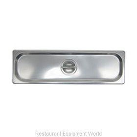 Admiral Craft CST-HL Steam Table Pan Cover, Stainless Steel