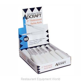 Adcraft CUT-3.25/CDWH Paring Knife