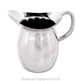 Admiral Craft DBP-3 Pitcher, Stainless Steel
