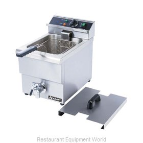 Admiral Craft DF-12L Fryer, Electric, Countertop, Full Pot