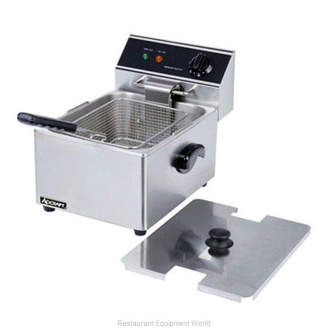 Adcraft DF-6L Fryer Counter Unit Electric Full Pot