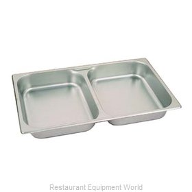 Admiral Craft DIV-200F Chafing Dish Pan