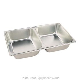 Admiral Craft DIV-200F4 Chafing Dish Pan