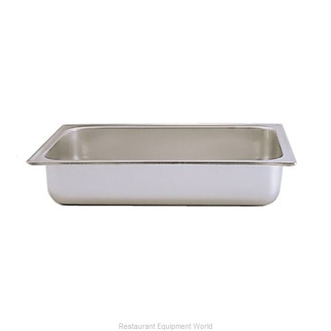Adcraft DWP-200 Chafing Dish Water Pan (Magnified)