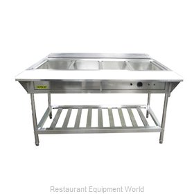 Admiral Craft EST-240/KIT Serving Counter, Hot Food, Electric