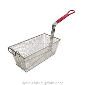 Adcraft FBR-13612 High Quality One-Wire Fry Basket