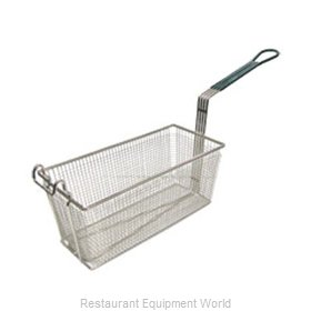 Adcraft FBR-16315 High Quality One-Wire Fry Basket