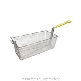 Adcraft FBR-16834 High Quality One-Wire Fry Basket