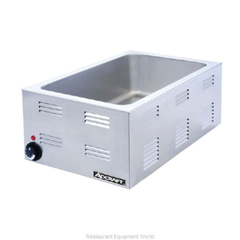 Admiral Craft FW-1200W Food Pan Warmer, Countertop (Magnified)