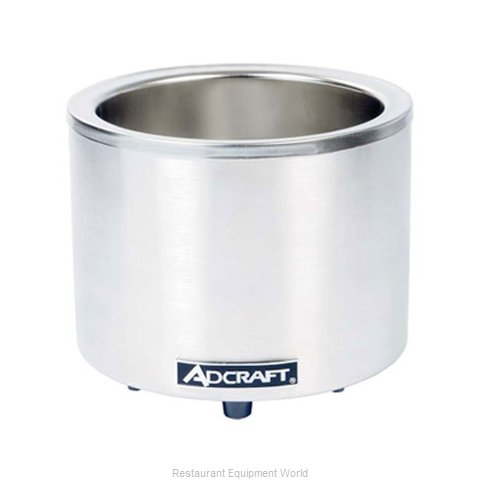 Adcraft FW-1200WR Food Warmer Cooker Rethermalizer Countertop