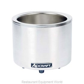 Admiral Craft FW-1200WR Food Pan Warmer/Cooker, Countertop