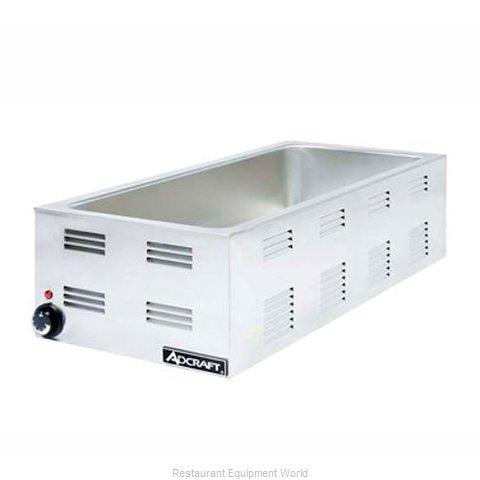 Admiral Craft FW-1500W Food Pan Warmer, Countertop