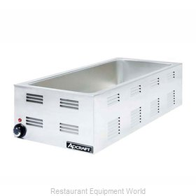 Admiral Craft FW-1500W Food Pan Warmer, Countertop