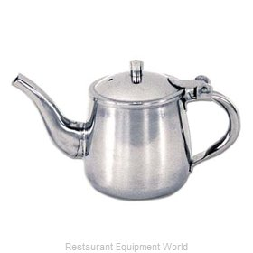 Admiral Craft GNP-10 Coffee Pot/Teapot, Metal