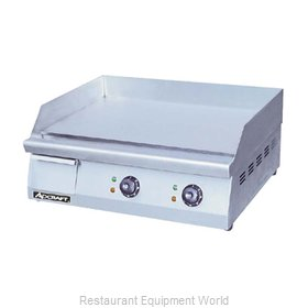Admiral Craft GRID-24 Griddle, Electric, Countertop