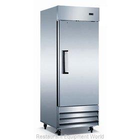 Admiral Craft GRRF-1D Refrigerator, Reach-In