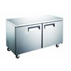 Congelador, Bajo Encimera, Vertical <br><span class=fgrey12>(Admiral Craft GRUCFZ-48 Freezer, Undercounter, Reach-In)</span>