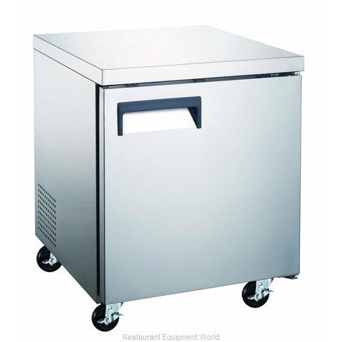 Admiral Craft GRUCRF-27 Refrigerator, Undercounter, Reach-In