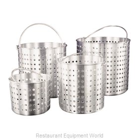 Adcraft H3-SB11 Perforated Basket for Stock Pots