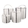 Perforated Basket for Stock Pots
